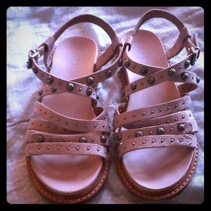 FRYE  Andora Deco Strappy  Sandal